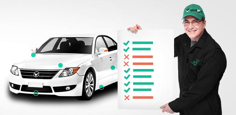 Inspector pe Teren - un serviciu mobil de verificare a masinilor rulate, in interesul cumparatorilor.