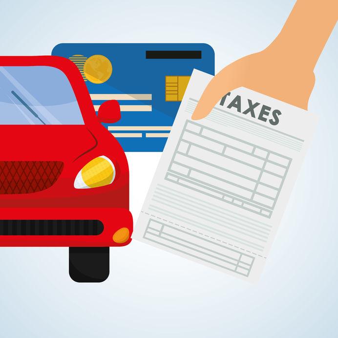 Taxa auto: Ce faci si cum procedezi sa fie mai bine pentru tine