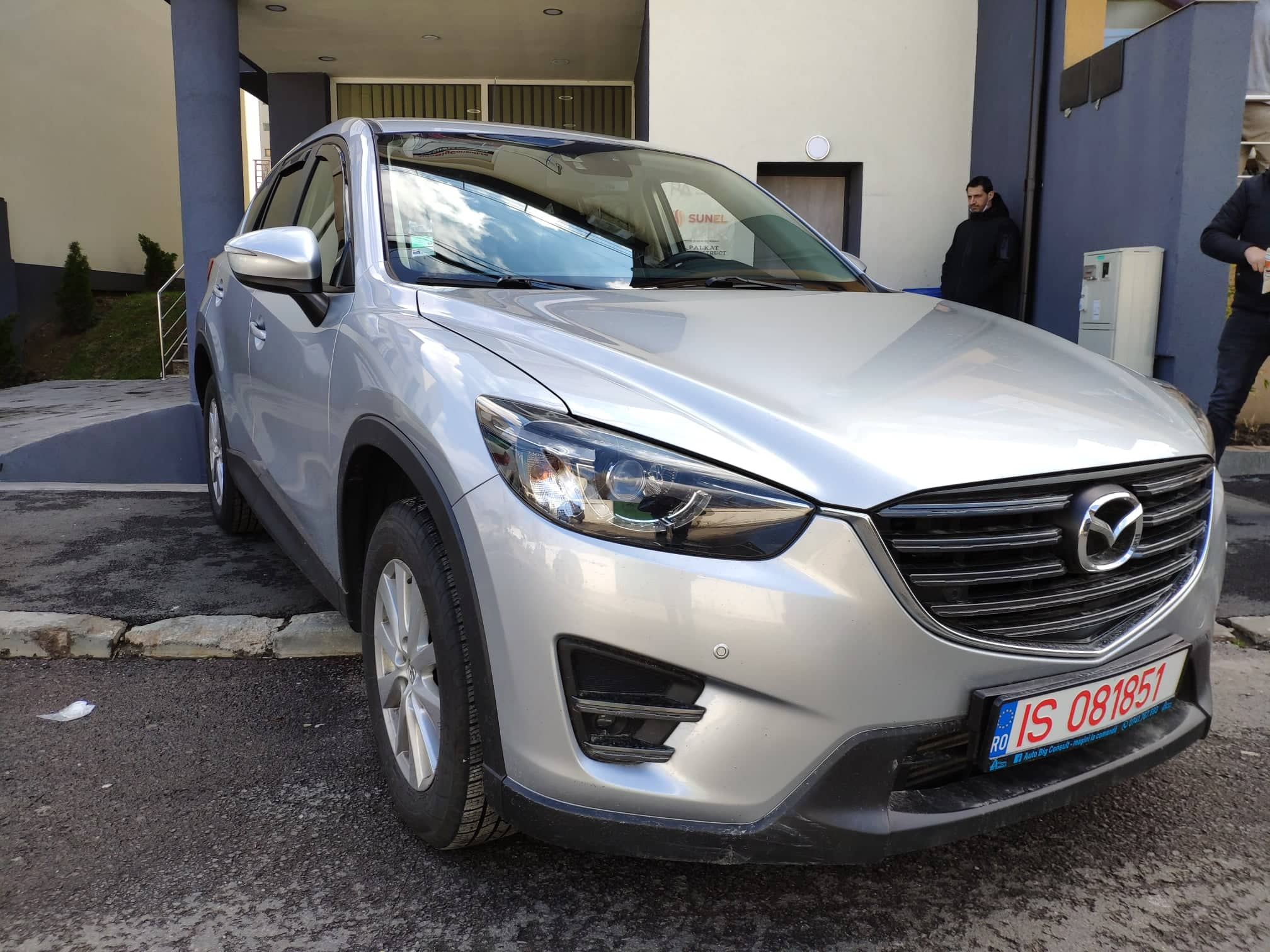 verificare masina second hand mazda cx-5
