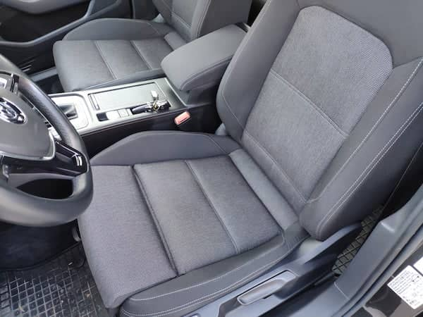 VW Passat B8 2.0 TDI DSG din 2016 Interior