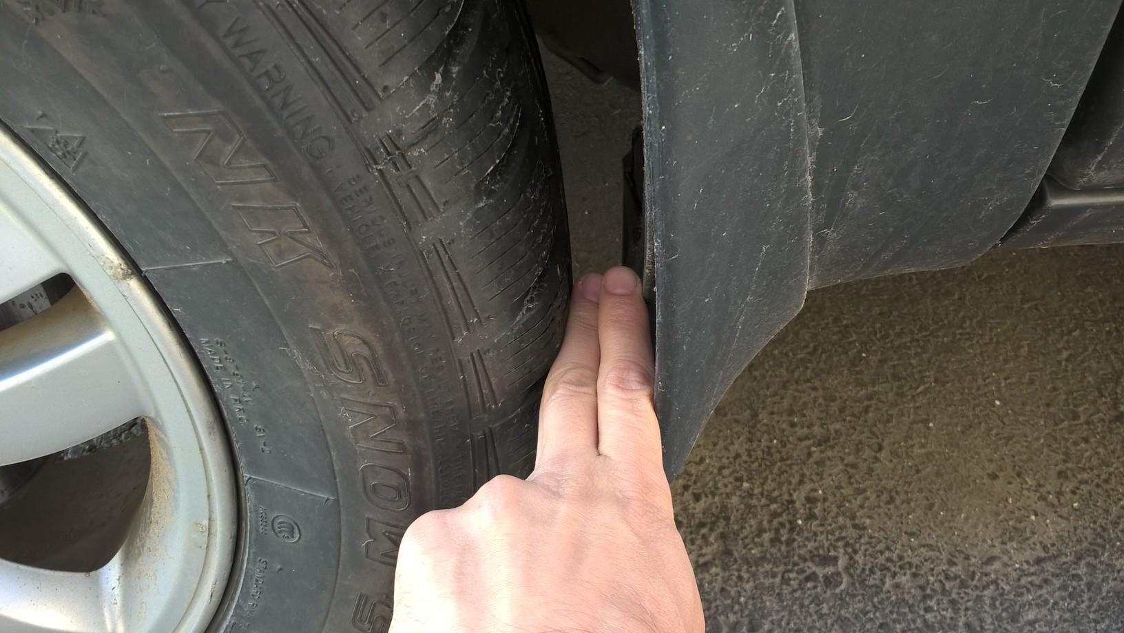 Hyundai Tucson deplasare punte fata