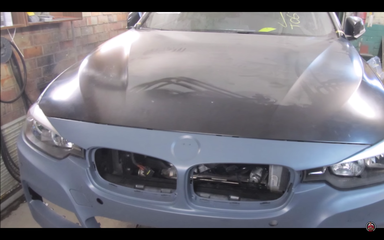 BMW Seria 3 lonjeroane strambe 8