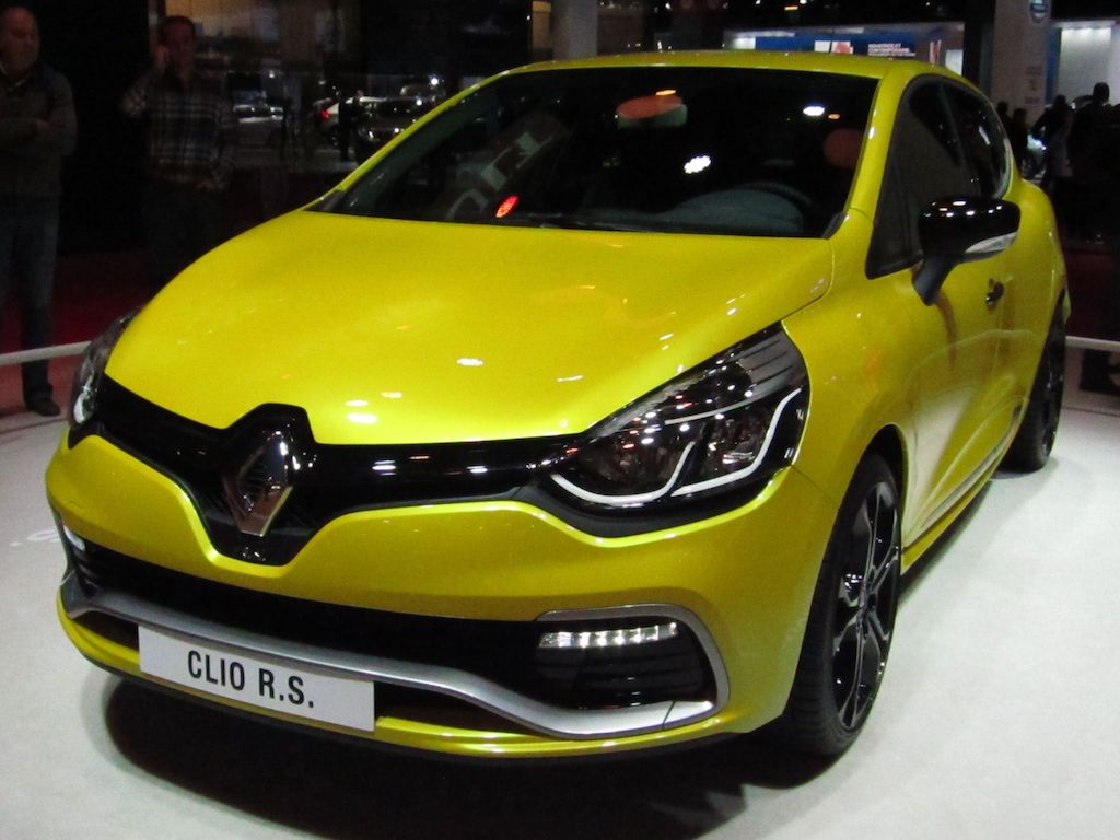 Verificare VIN Renault Clio RS