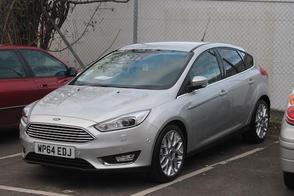 Decodare si verificare serie sasiu Ford Focus
