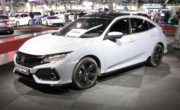 Verificare VIN - Serie Sasiu Honda Civic