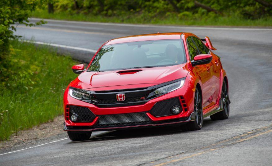 Verificare VIN - Serie Sasiu Honda Civic Type-R