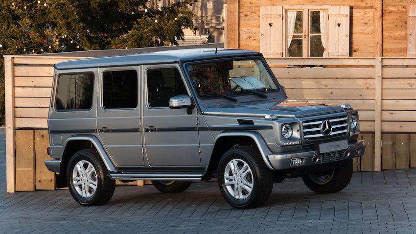 Mercedes-Benz G Class Verificare VIN