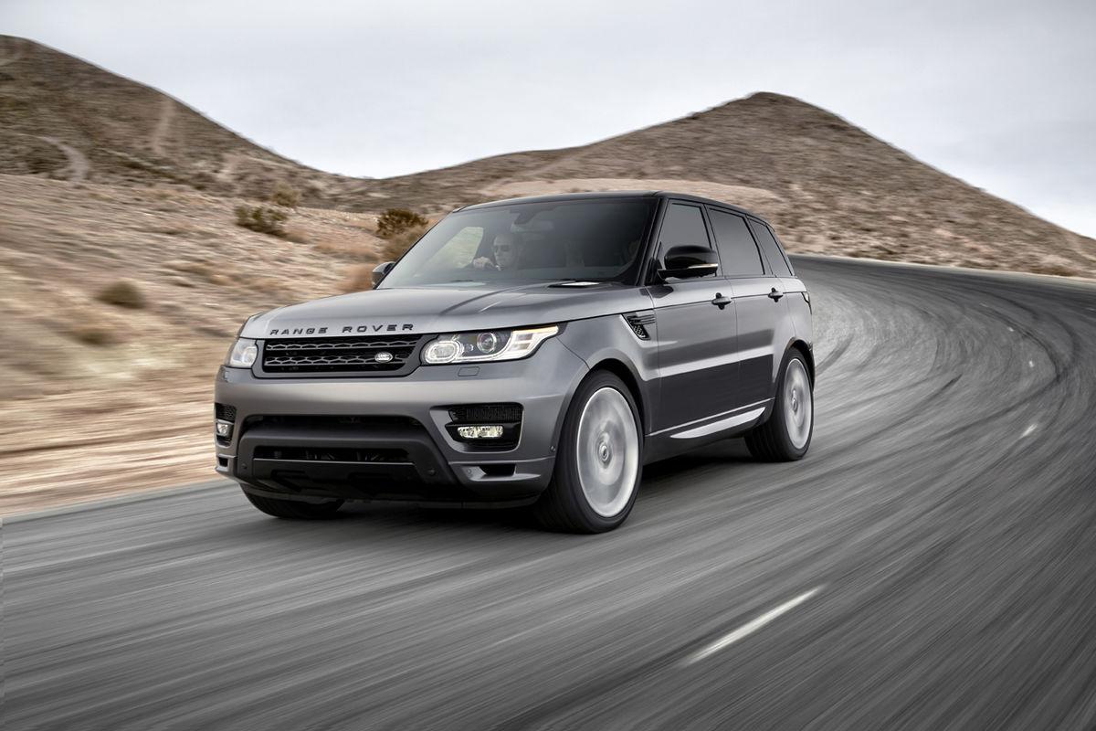 Land Rover Range Rover Evoque HSE Verificare VIN