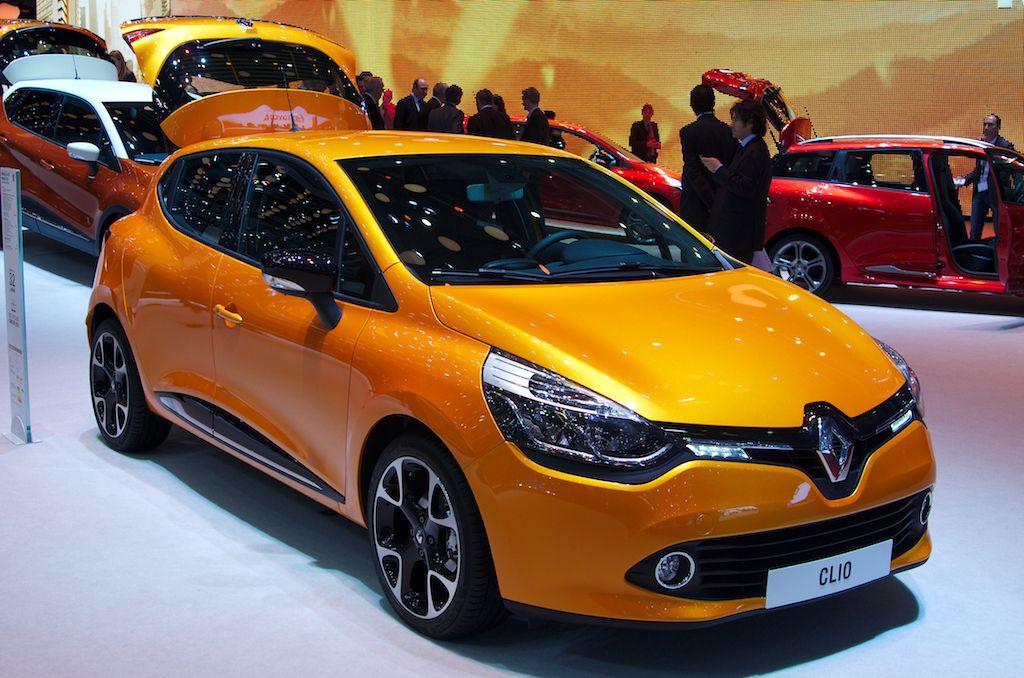 Verificare VIN Renault Clio