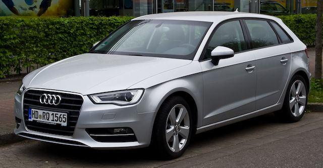 Serie sasiu - VIN Audi A3