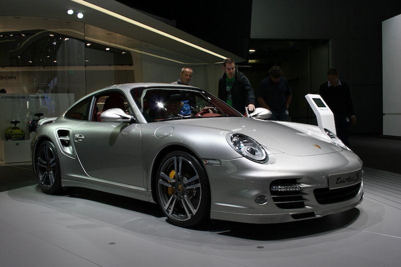 Verificare VIN - Serie Sasiu Porsche 911 Turbo S