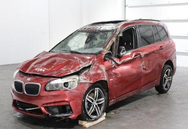 Bmw dauna totala inspectorauto