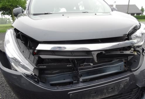 Dacia Lodgy avariata 2
