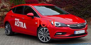 Verificare serie de sasiu Opel Astra