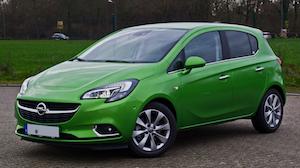 Verificare serie sasiu Opel Corsa