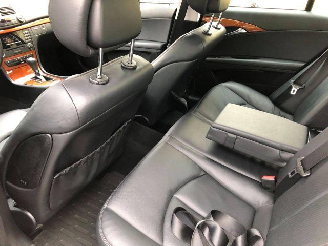 mercedes w211 e220 cdi 2008 automat vedere bancheta spate