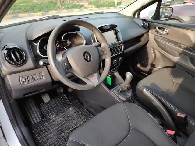 renault clio iii verificare inspectorauto bord